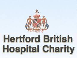 Logo de Hertford British Hospital Charity