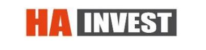 Logo de HA INVEST